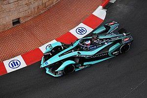 Monaco E-Prix: Evans leads Jaguar 1-2 in practice