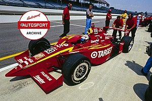 Archive: When NASCAR's original crossover star tried Indy 500 double duty