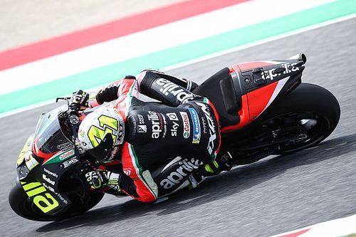 MotoGPカタルニアFP1:地元エスパルガロ兄弟が好調! 兄がトップタイム&弟3番手。中上11番手