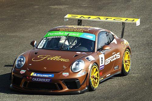 Porsche Cup: Após pódios em Curitiba, Neugebauer quer liderança em Interlagos