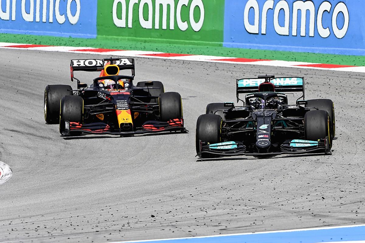 VÍDEO: Treta entre Mercedes e Red Bull na F1 ganha novo capítulo após bronca de Hamilton; entenda a asa flexível