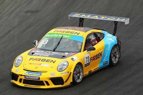 Porsche Cup: Na bronca, Enzo Elias consegue sexto em Interlagos