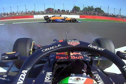 Pérez tiene dos versiones de su trompo en la carrera al sprint
