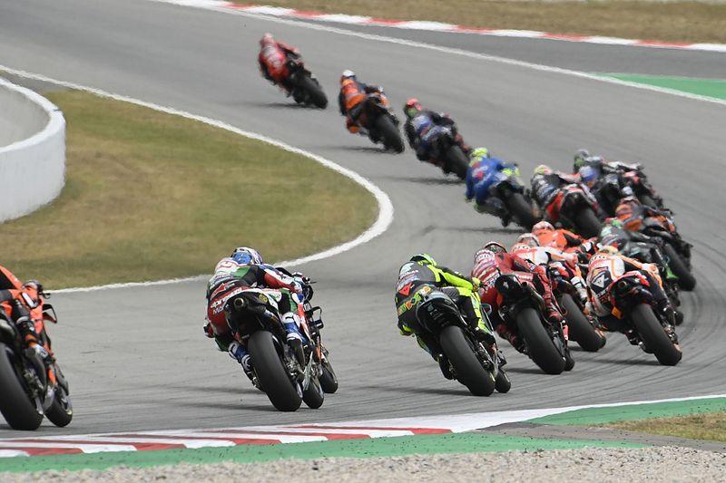 Cómo está la parrilla de pilotos, equipos y motos de MotoGP 2022