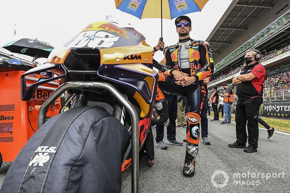 Oliveira Bermimpi Bisa Lawan Tiga Rider Legendaris MotoGP