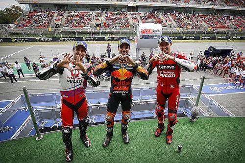 Pembalap MotoGP Beri Ucapan Selamat Hari Kemerdekaan Indonesia