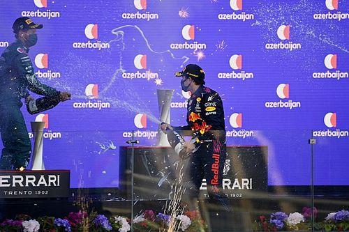 Perez: ''Her yarışta daha çok gelişiyorum''