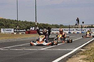 El regreso de Alguersuari a las carreras, con pole y podio