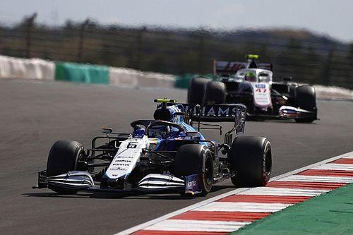 Latifi: nem Schumacher kergetett hibába