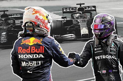 VÍDEO: Verstappen está no nível de Alonso e Nico como rival de Hamilton?