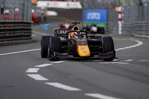Lawson is Formule 2-zege in Monaco kwijt na diskwalificatie