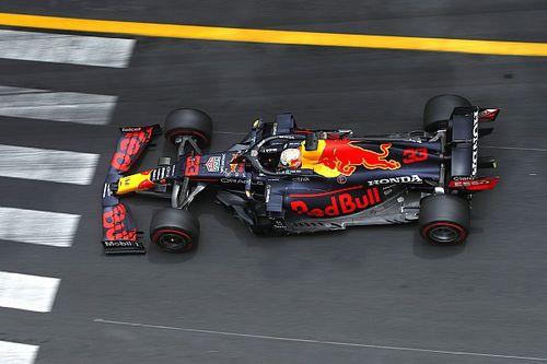 Verstappen snelste in derde training Monaco, Schumacher en Latifi crashen