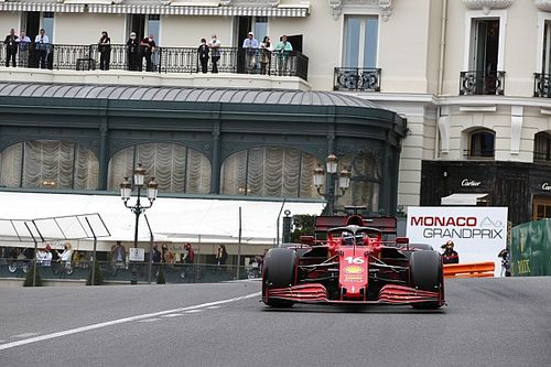 Hasil Kualifikasi F1 GP Monako: Pole Leclerc Berisiko Penalti