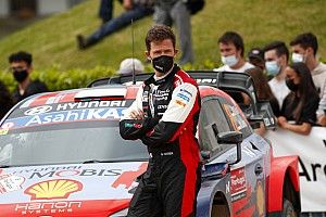 Ogier wants to stay with Toyota after full-time WRC career ends