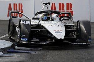 Stuck switch cost Mortara full-power lap in New York qualifying