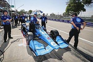 Johnson Akui Belum Siap Balapan di GP Detroit