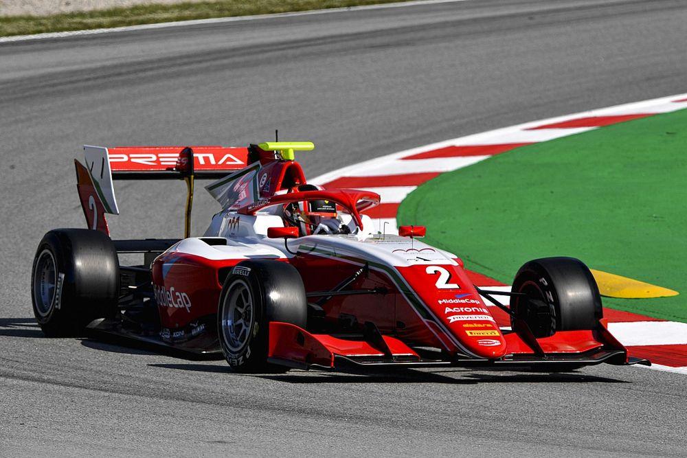 Hungaroring F3: Leclerc leads Prema 1-2 in qualifying