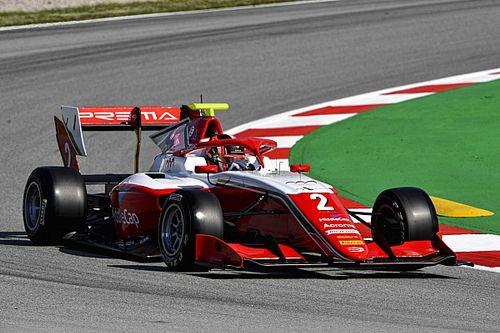F3: Leclerc vence corrida 2 em dobradinha da Prema; Fittipaldi é 18º e Collet abandona