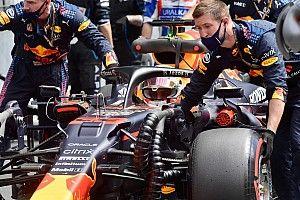 Verstappen: Foutenlast Red Bull vooralsnog lager dan bij Mercedes