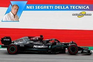 """Piola: """"La Mercedes ora gira con più assetto Rake"""""""