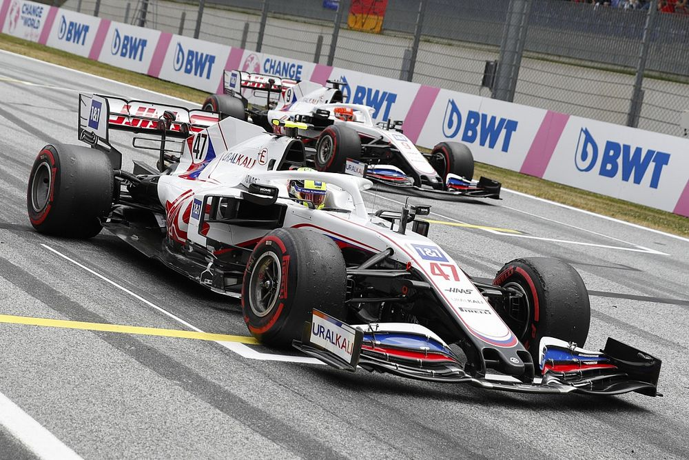 Гран При Австрии: дуэли в квалификациях