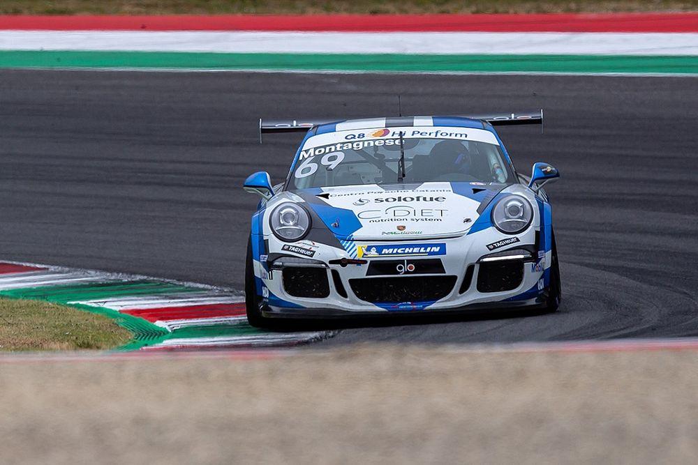 Carrera Cup Italia, per Montagnese la rivincita in Silver Cup