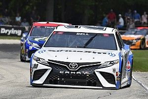 """""""More to come"""" from Road America runner-up Bell after bad run"""
