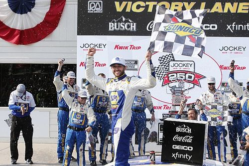 Elliott enjoyed his moment at Road America. NASCAR can, too