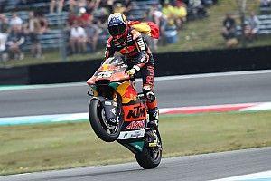 ラウル・フェルナンデス、テック3KTMから2022年MotoGP昇格が決定。来季もガードナーとコンビ