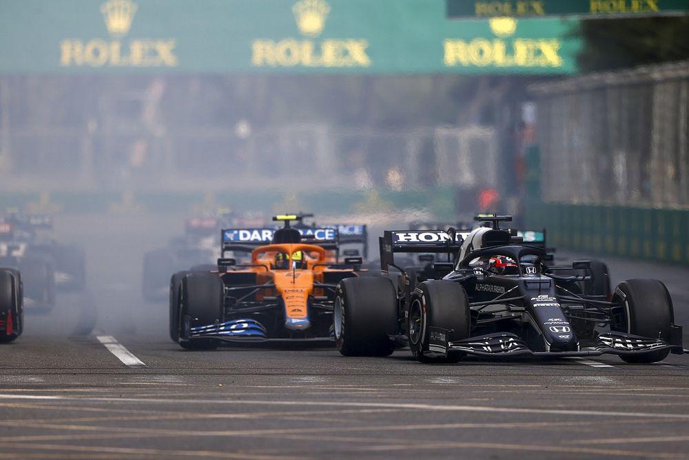 角田裕毅、F1での自己最高位を更新する7位も「最終的な順位には少し不満」
