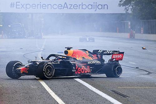 Hivatalos: itt a Pirelli válasza arra, miért kapott defektet Verstappen és Stroll
