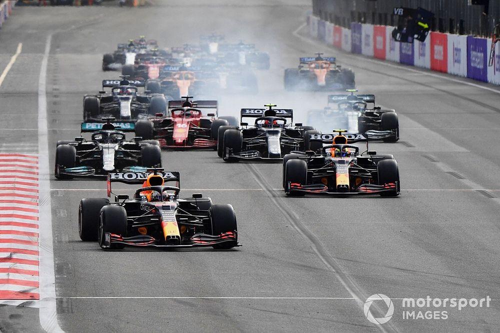 Jadwal F1 GP Prancis 2021 Pekan Ini
