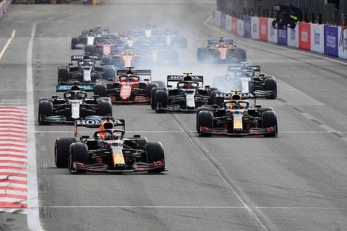 Marko: Pérez no está en ritmo en clasificación, pero está resolviendo