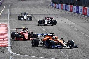 Norris Jelaskan Perbedaan Sainz dan Ricciardo