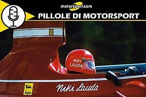 Podcast: Lauda e la Ferrari, il primo amore non si scorda mai