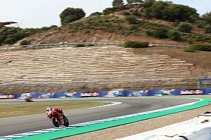 Leading MotoGP riders critical of Jerez run-off areas
