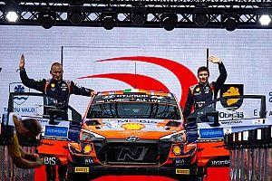Breen Berharap Turun Semusim Penuh di WRC 2022