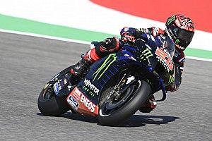 """Quartararo critical of """"pointless"""" Mugello MotoGP traffic"""