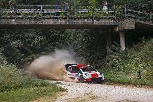 WRC, Rally Estonia, PS9: Rovanpera allunga ancora su Breen