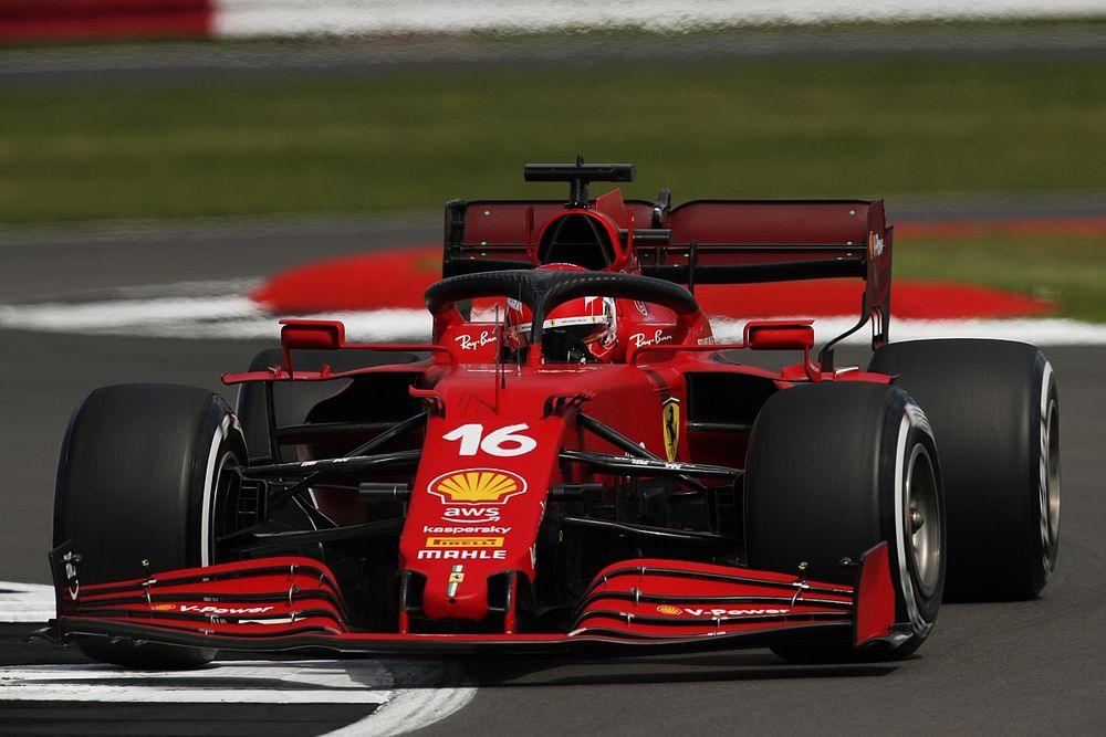"""Leclerc boldog a 4. hellyel: """"Kihoztuk az autóban lévő potenciált"""""""