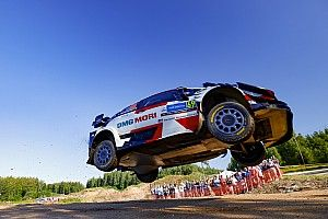 WRC, Rally Estonia, PS14-18: Rovanpera vola, ok Breen-Neuville