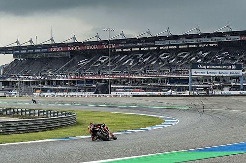 MotoGP: il GP della Thailandia va verso la cancellazione