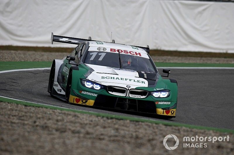 Wittmann completes BMW's DTM/Super GT joint race line-up