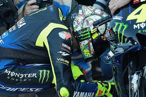 I commissari non prendono provvedimenti con Rossi e Marquez