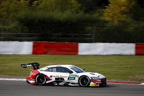 Nurburgring DTM: Pole pozisyonu Rast'ın