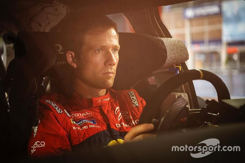 Ogier fichará por Toyota y Citroen deja el WRC para 2020