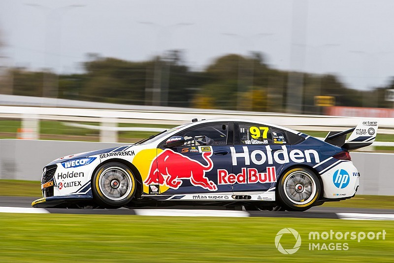 Pukekohe Supercars: Van Gisbergen puts tweaked Holden on pole