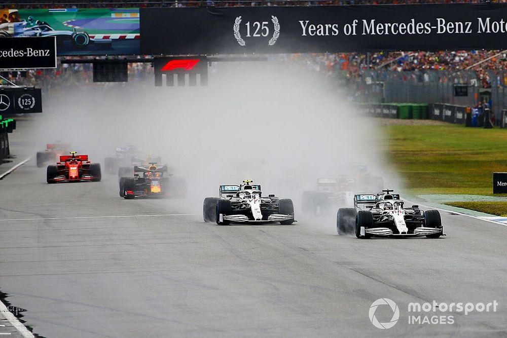 Comment le catastrophique GP d'Allemagne 2019 a aidé Mercedes en Turquie