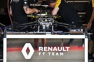 Fotos: los detalles de los coches de F1 actualizados para Hungría