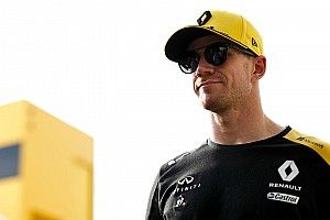 "Hulkenberg had ""hints"" he would be replaced at Renault"